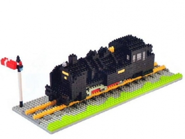 Nanoblock - Steam Locomotive (Level 4)