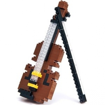NBC018 Nanoblock - Violin (Level 2)
