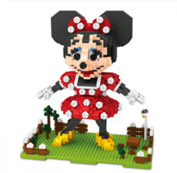 ZMS - 3528 - Minnie (Ohne Box)