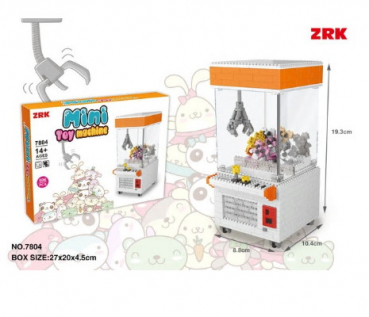 7804 ZRK - Mini Toy Machine (Ohne Box)