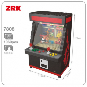 7807 ZRK - Street Fighter Automat (Ohne Box)