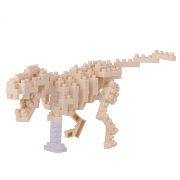 Nanoblock - T-Rex Skeleton (Level 3)