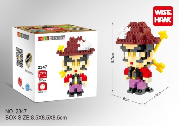 Wise Hawk - One Piece - Hawk-Eye Mihawk - 2347
