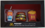 Nanoblock - Mcdonald`s Limited Edition