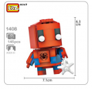 1408 Loz Mini - Spiderman (Ohne Box)