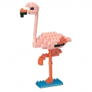 Nanoblock - Flamingo (Level 2)