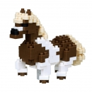 Nanoblock - Pony (Level 2)