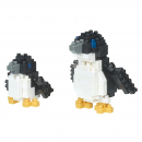 Mini NANOBLOCK Fairy Penguins