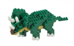 Nanoblock - Triceratops (Level 2)