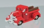 Nanoblock - Pickup Truck (Level 3)