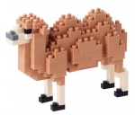 Nanoblock - Bactrian Camel (Level 2)(nbc139)
