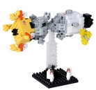 Nanoblock - Lunar Landing (Level 4)