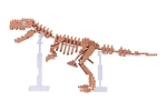 NBM012 Nanoblock - T-Rex Skeleton Model (Level 5)