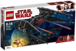 LEGO© 75179 Star Wars(TM) - Kylo Ren's TIE Fighter(TM)