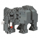 NANOBLOCK - African Elephant (Level 3)