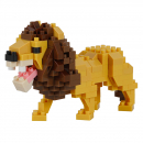 Nanoblock - Lion 3 (Level 2)
