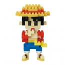 Nanoblock - One Piece Luffy (Level 3)