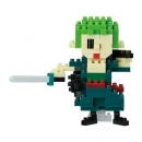 Nanoblock - One Piece Zoro (Level 3)