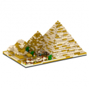 YZ-Diamond - The Pyramids Egype (1456 Teile)(Ohne Box)