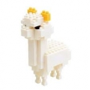 Nanoblock - Alpaca (Level 2)(nbc008)