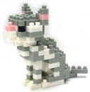Nanoblock - American Shorthair (Level 2)(nbc032)