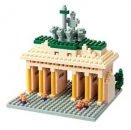 Nanoblock - Brandenburger Tor (Level 3)