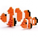 Nanoblock - Clown Fish (Level 3)(NBC002)