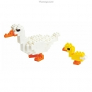 Nanoblock - Duck (Level 1)