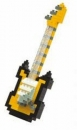 Nanoblock - Electric Guitar (Level 2)