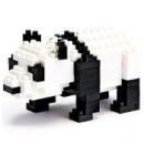 Nanoblock - Giant Panda (Level 2)