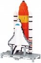 Nanoblock - Space Center Deluxe Edition (Level 6) - NB-017
