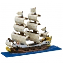 Nanoblock - Sailing Ship (Level 5)
