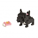 Nanoblock - French Bulldog (Level 2)(NBC015)