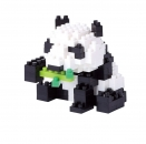 Nanoblock - Giant Panda 2 (LEVEL 2)
