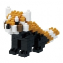 Nanoblock - Red Panda (Level 2)