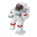 Nanoblock - Astronaut (Level 3)