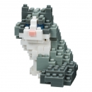 Nanoblock - Ragdoll (Level 2)(NBC215)
