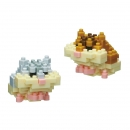 Nanoblock - Hamster (Level 2)