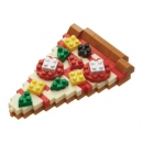 Nanoblock - Pizza (Level 3)
