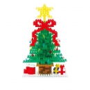 Nanoblock - Big X'mas Tree (Level 3)