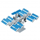 Nanoblock - Space Station (Level 3)(NBH129)