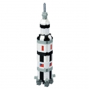 NBH130 Nanoblock - Saturn V Rocket (Level 2)