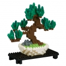 Nanoblock - Pine Bonsai (Level 3)