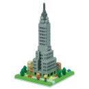 Nanoblock - Chrysler Building (Level 2)