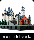 Nanoblock - Schloss Neuschwandstein Deluxe Edition (Level 7)