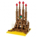 Nanoblock - Sagrada Familia (Level 4)
