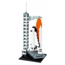 Nanoblock - Space Center (Level 3)