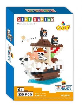 QCF - Gift Series - One Piece - Flying Lamb - 9855