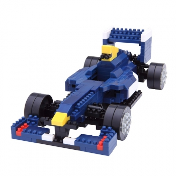Nanoblock - Formula Car (Level 4)